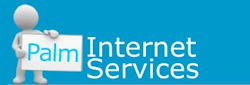 Palm Internet Retina Logo